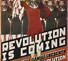 Revolution Is Coming by patrimonic