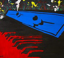 Keyboard Whirl by Preston Stegall