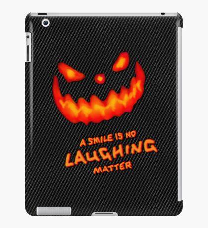 No Laughing Matter - Halloween iPad Case/Skin