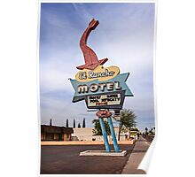 El Rancho #4653 Poster