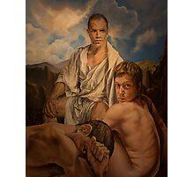 """Milaripa "". 24x 30 acrylic  Photographic Print"