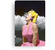 Marilyn in Living Color Canvas Print