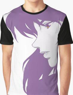 Ghost in the Shell - Major Motoko Kusanagi - PURPLE - (RENDER) Graphic T-Shirt