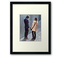 The Boyfriend Framed Print