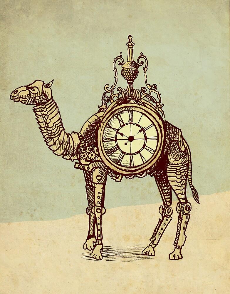 Desert Time by Eric Fan