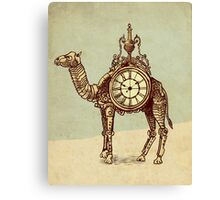 Desert Time Canvas Print