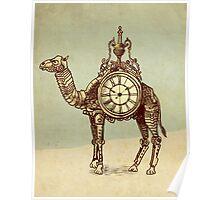 Desert Time Poster