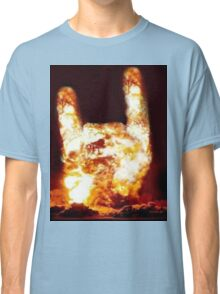 Rock out explosion Classic T-Shirt