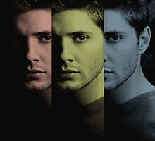 CARRY ON MY WAYWARD SON (DEAN) by GiraffesAreCool
