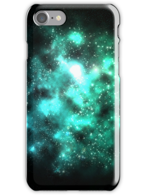 Space Case - iPhone Case by Jacob Johnson
