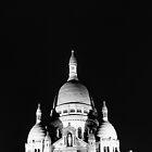 Montmartre, Dark by RichardPhoto