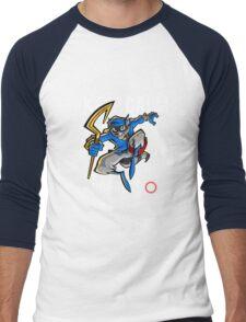 Sly Cooper - keep calm Men's Baseball ¾ T-Shirt