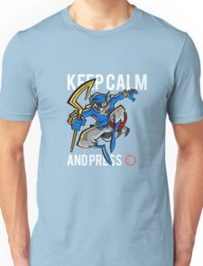 Sly Cooper - keep calm Unisex T-Shirt