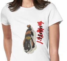 Heen Womens Fitted T-Shirt