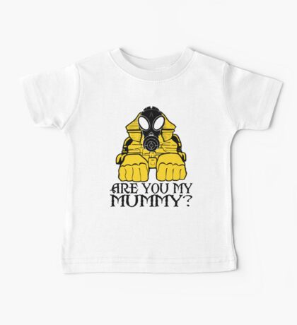 Dr. Who sphinx are you my mummy? Baby Tee