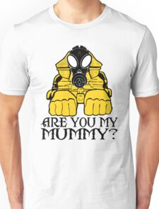 Dr. Who sphinx are you my mummy? T-Shirt