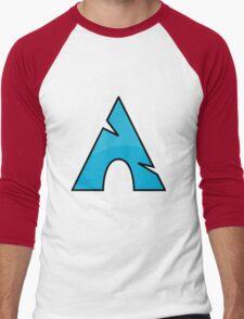 Archlinux Men's Baseball ¾ T-Shirt