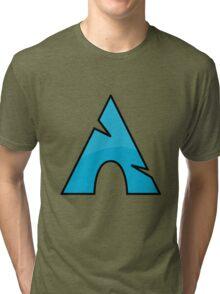 Archlinux Tri-blend T-Shirt