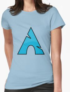 Archlinux Womens Fitted T-Shirt