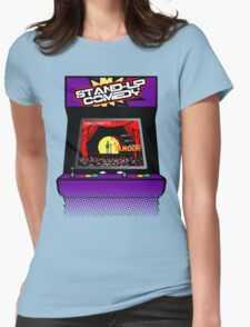 Stand Up Comedy: The Game Womens Fitted T-Shirt