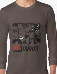 The Strokes Band Music T-Shirt Long Sleeve T-Shirt