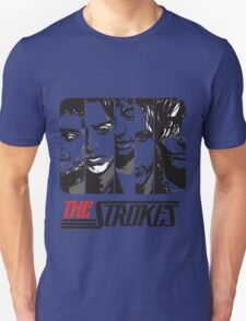 The Strokes Band Music T-Shirt Unisex T-Shirt