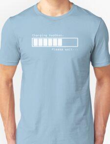 Charging...plz wait Unisex T-Shirt