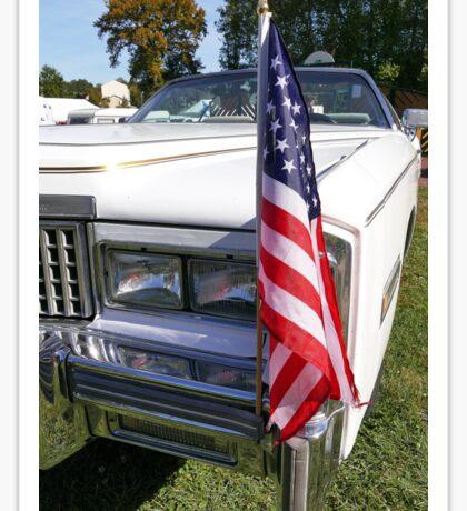 Beautiful American car  09 (c)(t) by Olao-Olavia / Okaio Créations with fz 1000  2014 Sticker