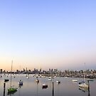 St Kilda marina by nicomelbourne