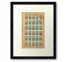 S&H GREEN STAMPS Framed Print
