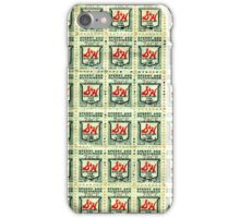 S&H GREEN STAMPS iPhone Case/Skin