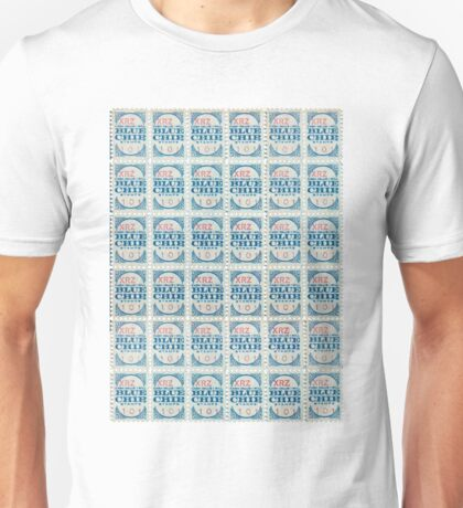 Blue Chip Stamps Unisex T-Shirt
