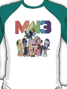 MW3 Ponies T-Shirt