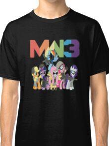 MW3 Ponies Classic T-Shirt