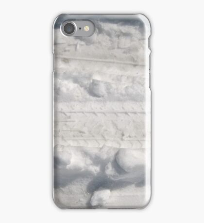 Did You Just Run Over My Phone? iPhone Case/Skin