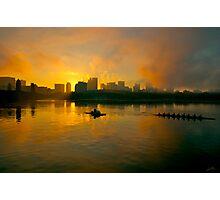 Morning Glow Photographic Print