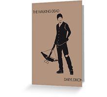 Daryl  Greeting Card