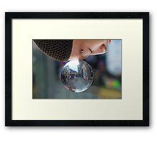 Crystal Ball (Alternate Version) Framed Print