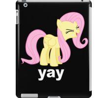 Fluttershy Yay iPad Case/Skin