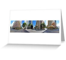 360° @ Adelaide & Creek Greeting Card