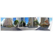 360° @ Adelaide & Creek Poster