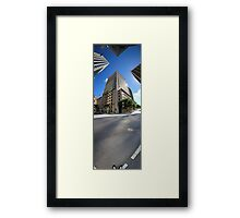 Shoes To Sky | Adelaide & Creek Framed Print