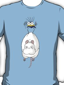Spirited Away Mouse and Fly T-Shirt