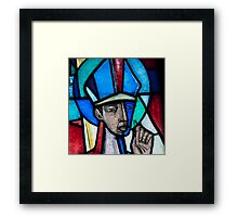 Coventry Cathedral 12 Framed Print