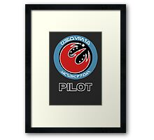 Phoenix Squadron (Star Wars Rebels) - Star Wars Veteran Series Framed Print