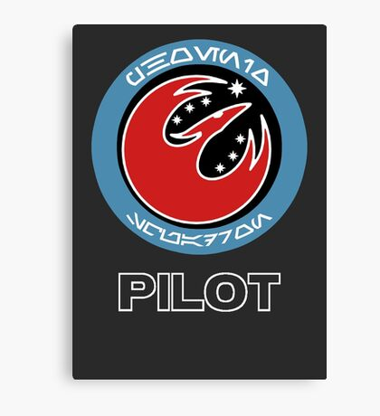 Phoenix Squadron (Star Wars Rebels) - Star Wars Veteran Series Canvas Print