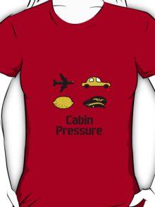 Cabin Pressure foursome T-Shirt