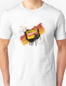 Graffiti Cartridge Unisex T-Shirt