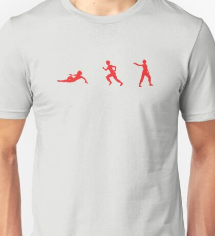Run Shoot & Slide Unisex T-Shirt