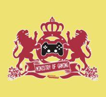 Ministry Of Gaming Kids Tee
